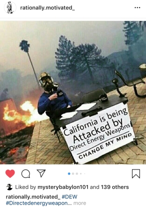 DIRECTED ENERGY WEAPONS ATTACK ON CALIFORNIA – Kristen